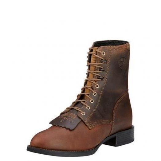 Ariat Heritage Lacer Brown Boot