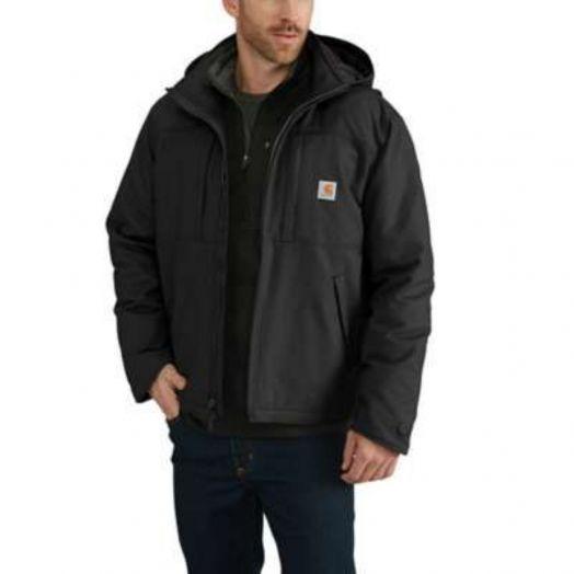 Carhartt Black Full Swing Cryder Jacket
