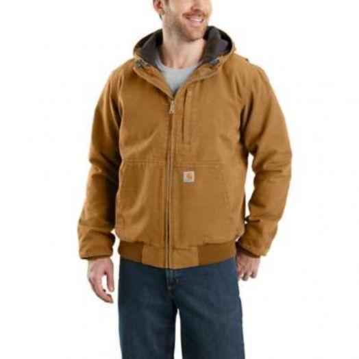 Carhartt Brown Full Swing Active Jacket
