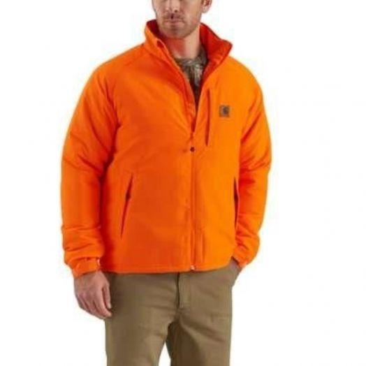 Carhartt Hunter Orange 8 Point Jacket