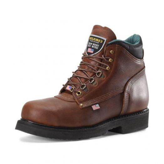 Carolina Sarge Work Boot