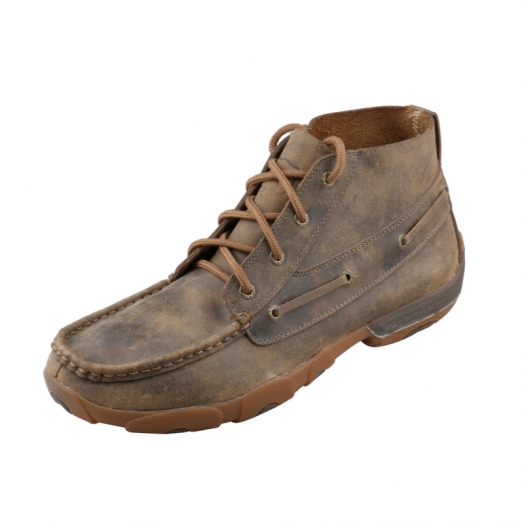 Twisted X Men's Chukka Driving Moccasin