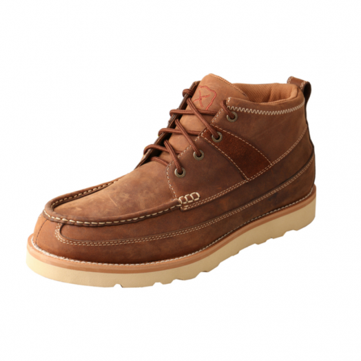Twisted X Men's Oiled Saddle Casual Shoe
