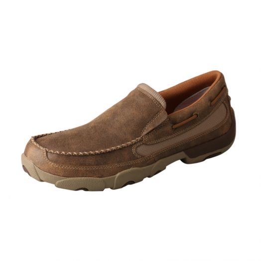 Twisted X Men's Slip On Driving Moccasin